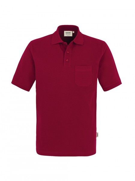 Pocket-Poloshirt Top